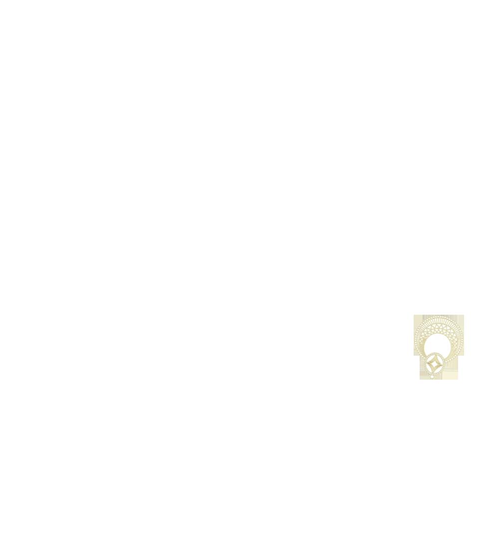 rosace croix