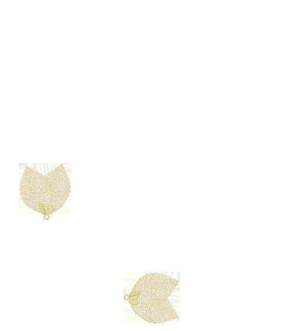 Feuilles doubles