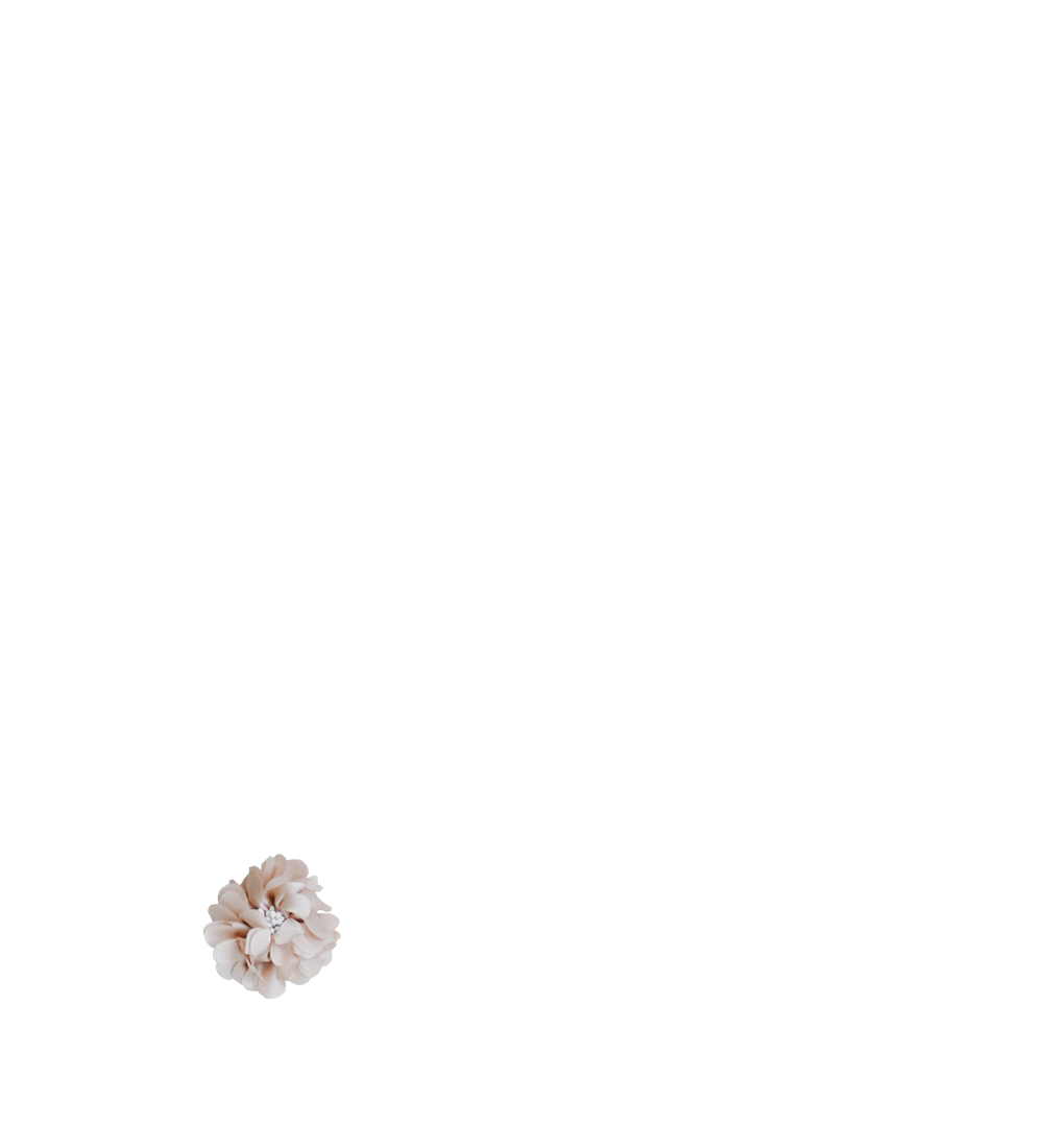 Fleur beige