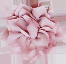 Fleur lotus vieux rose