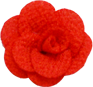 mini rose rouge