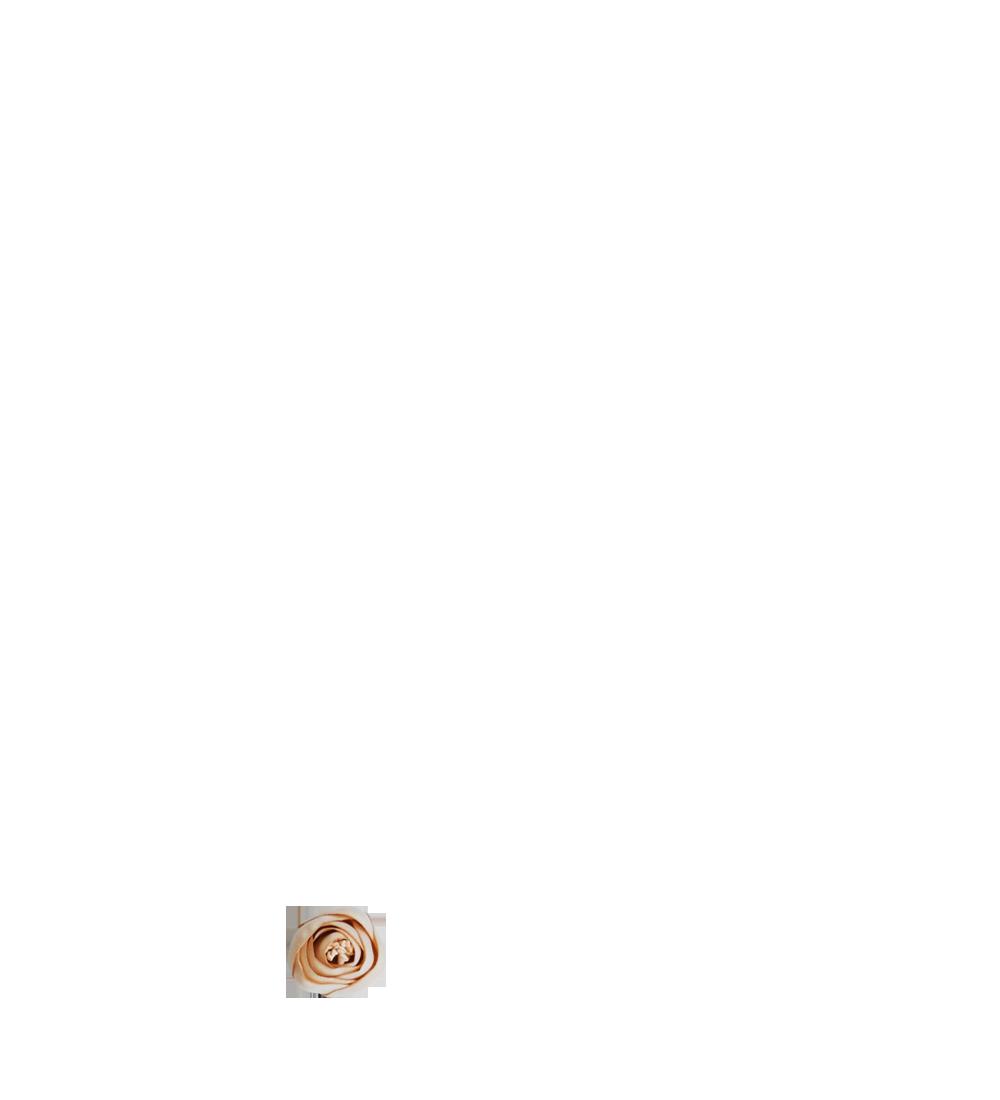 Fleur bouton nude