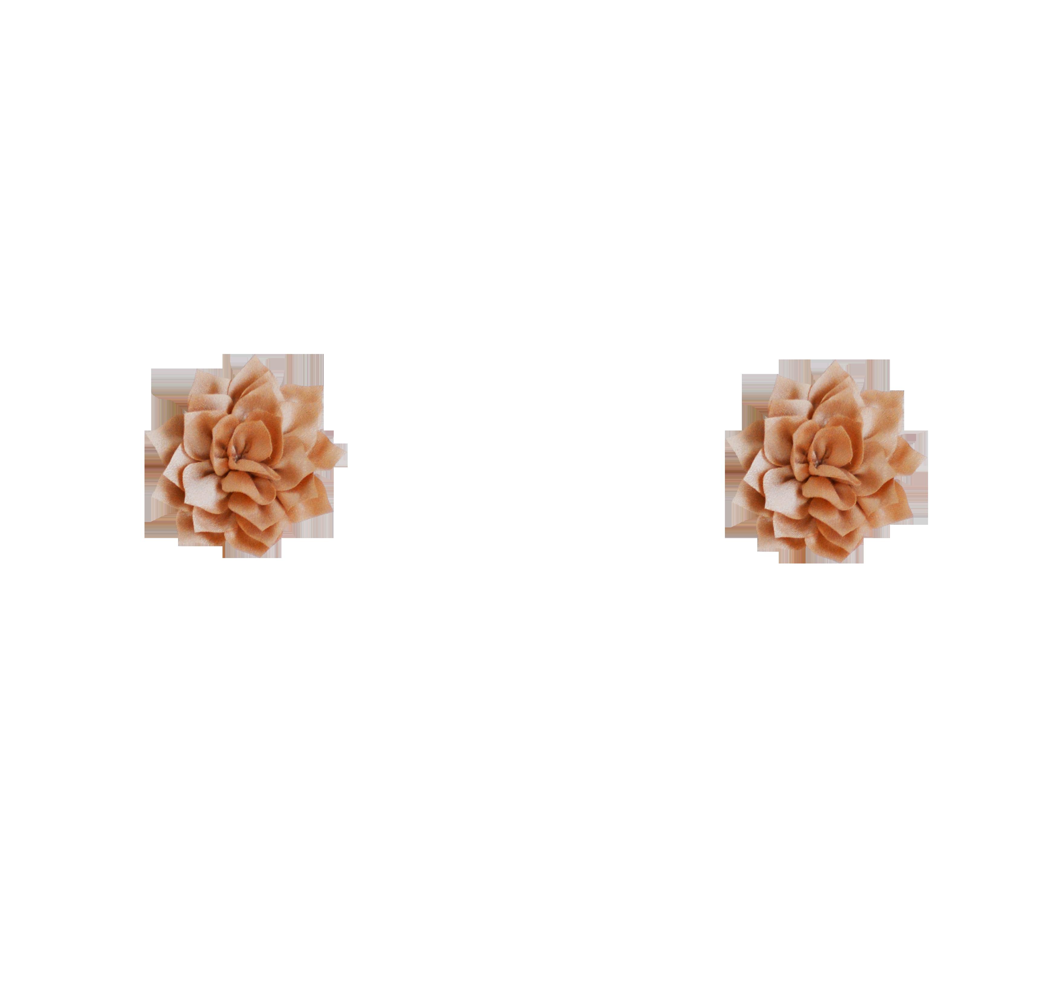 fleurs cappuccino