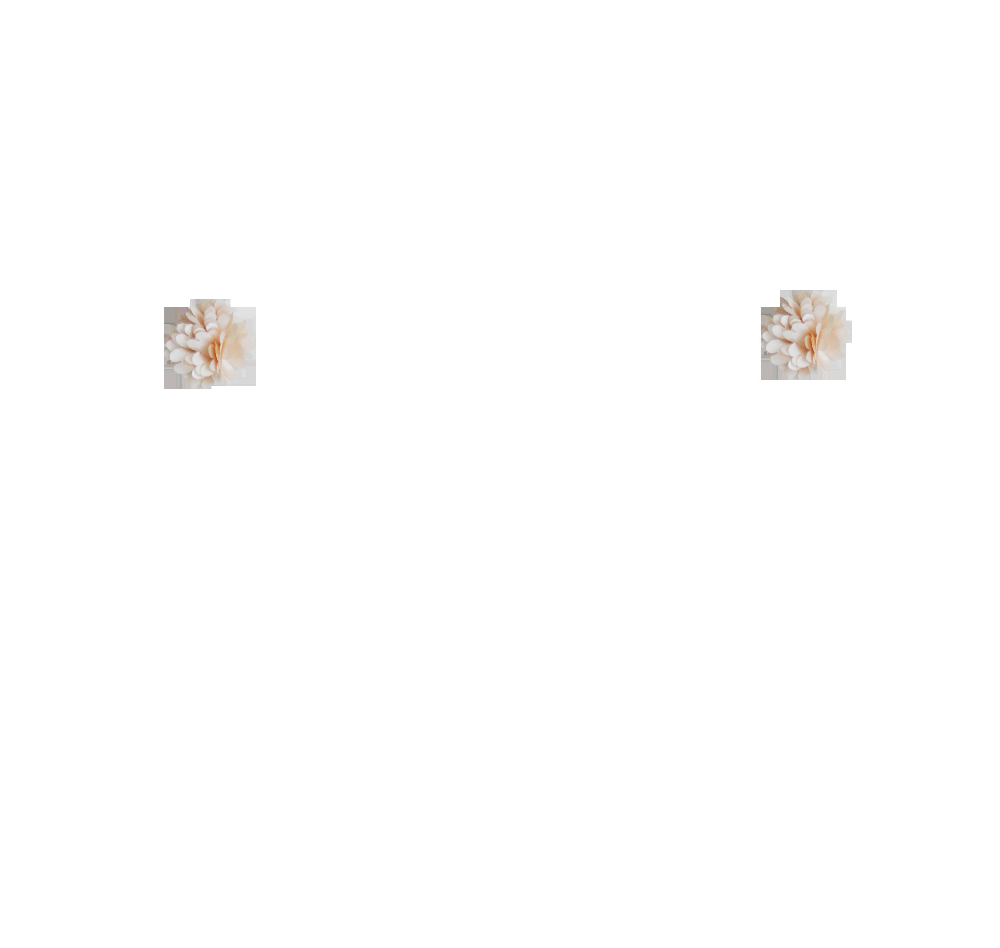 fleur pompon nude