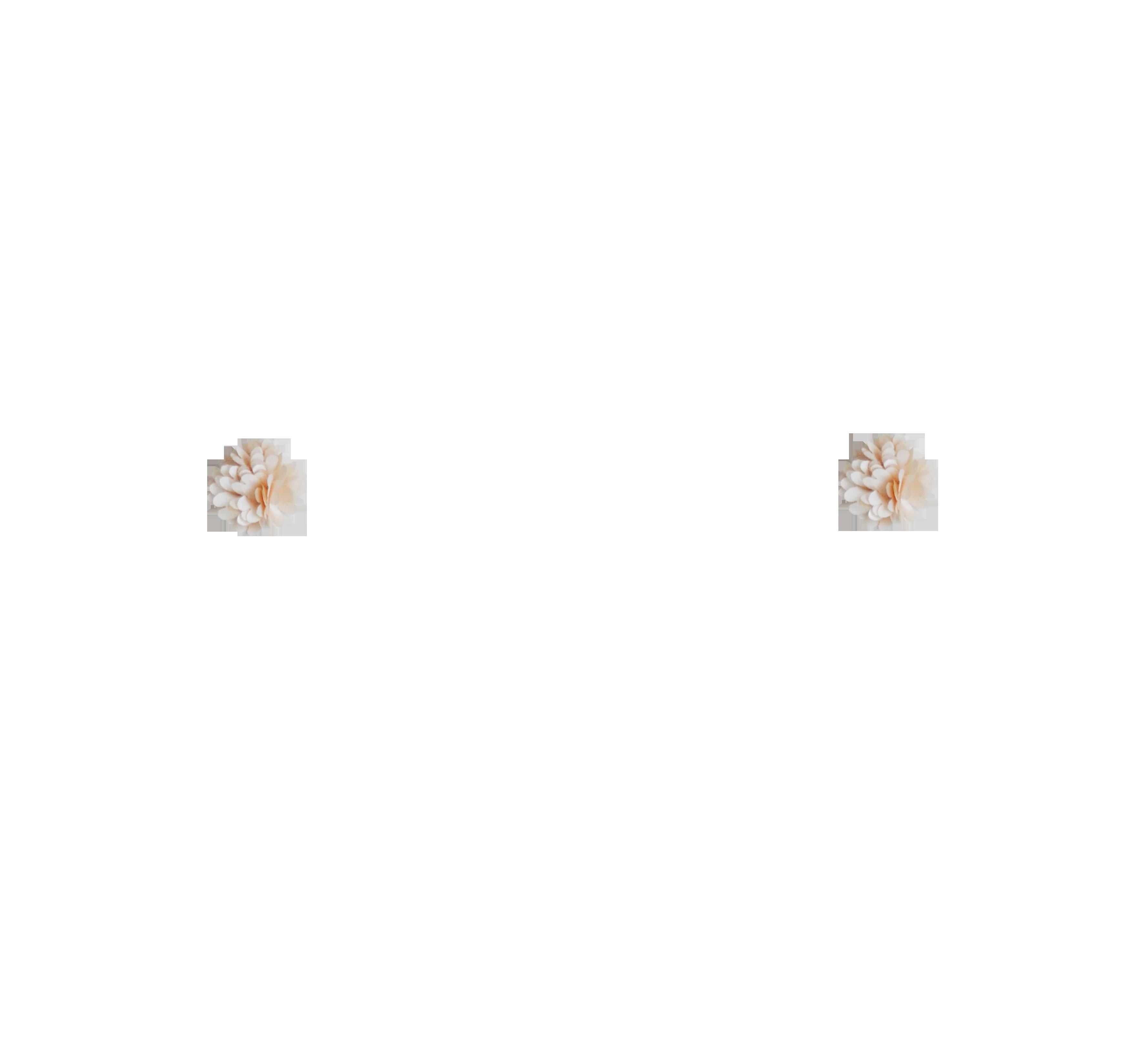 fleurs nude