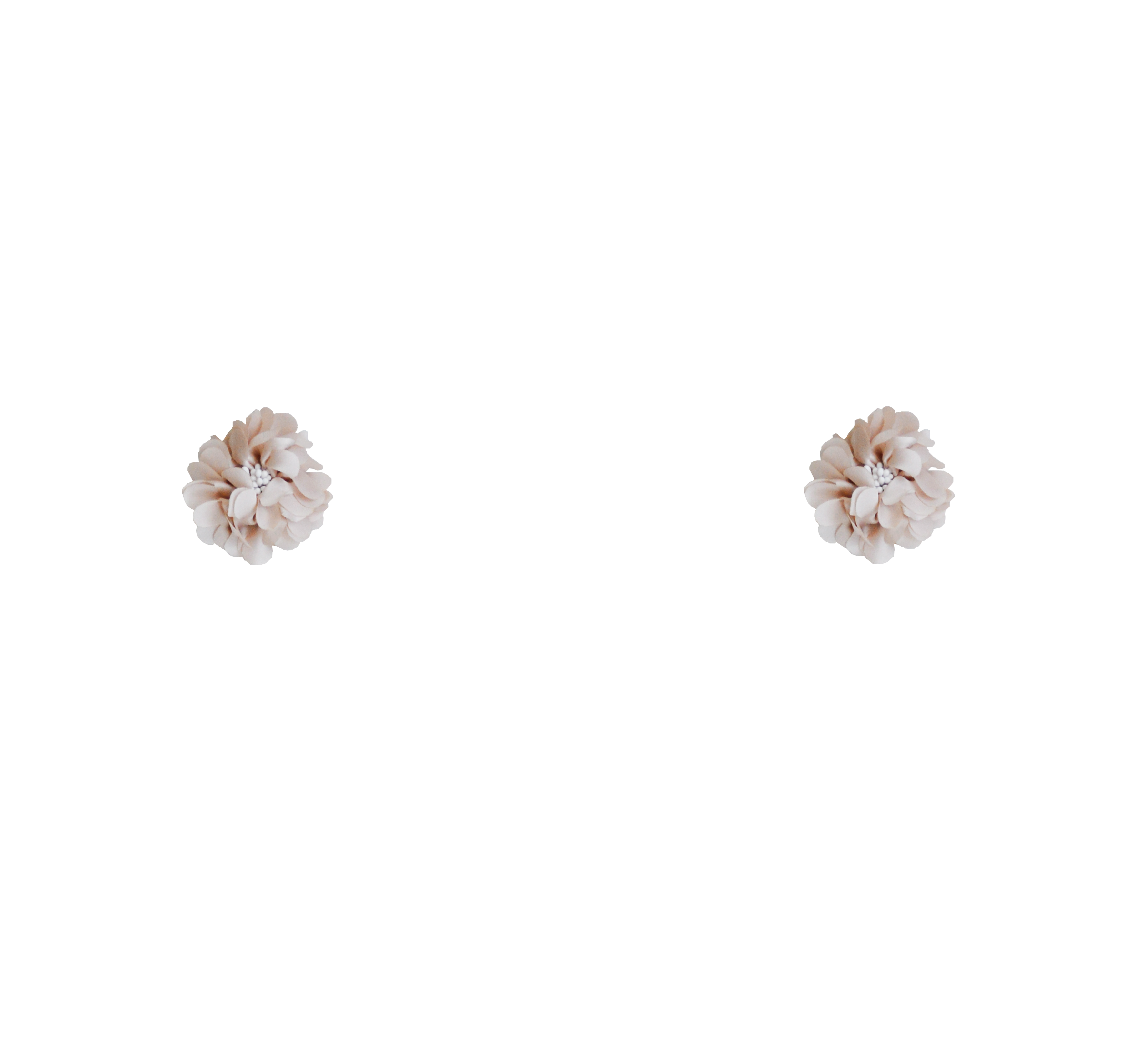 fleurs nude pistils