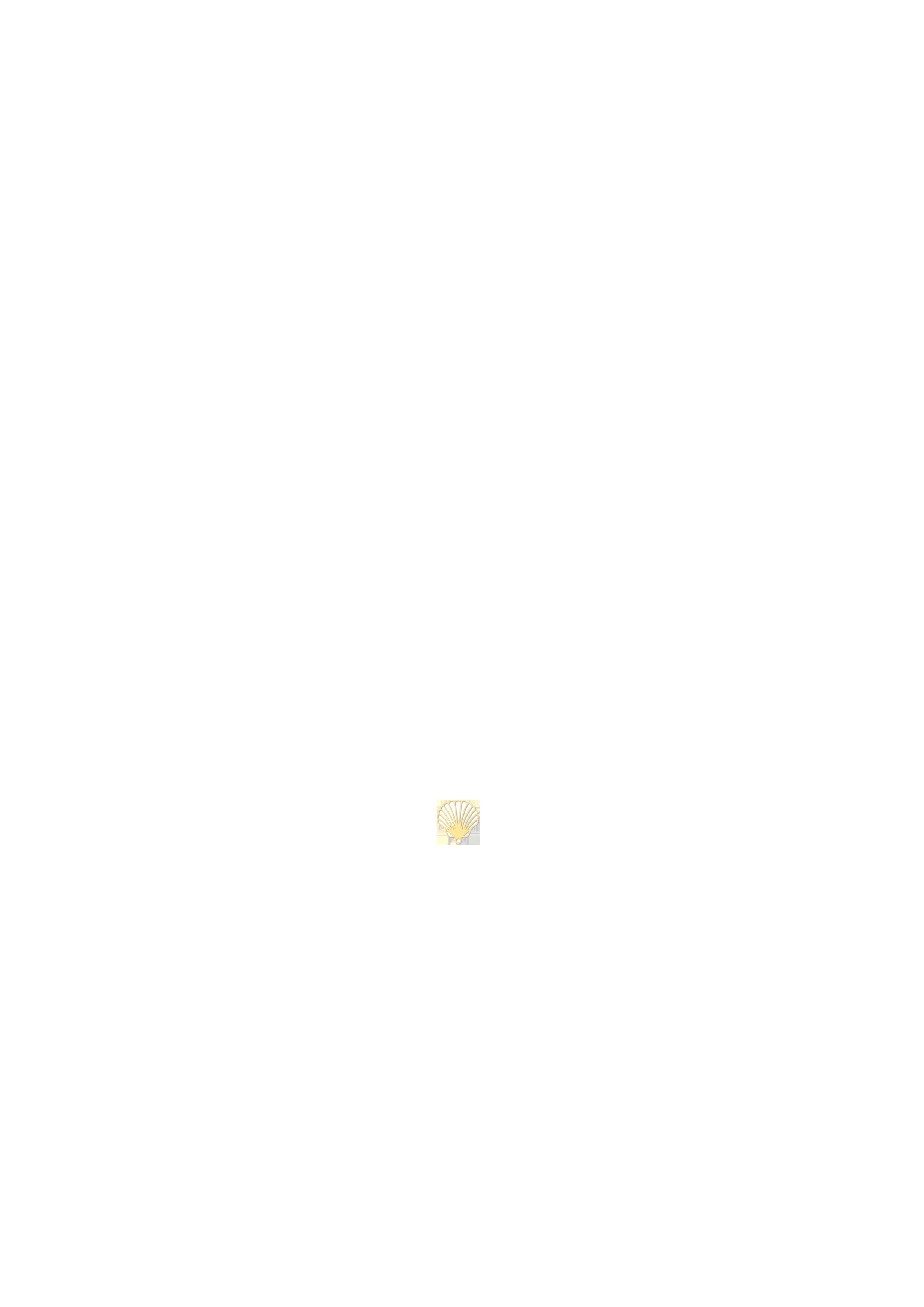 mini coquillage doré