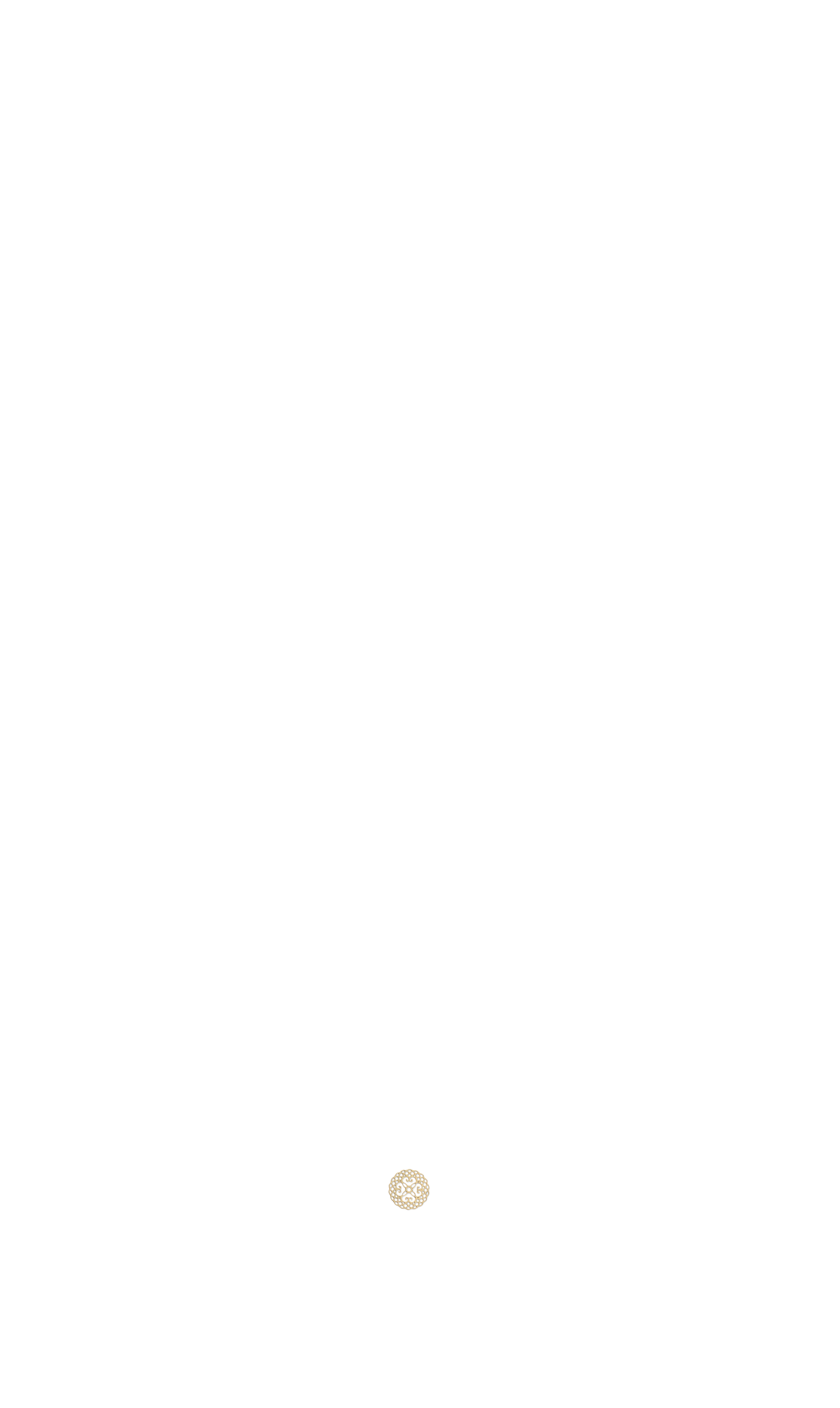 mini estampe ronde bas or