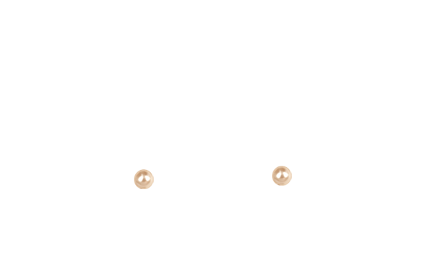 Perles nacrées Swarovski 6 mm rose poudrée