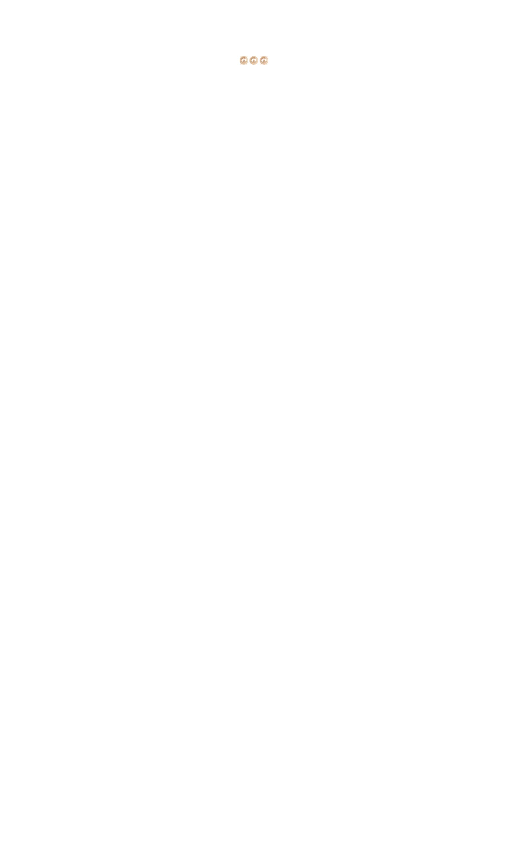 perle Swarovski x 3 rose poudré 6 mm