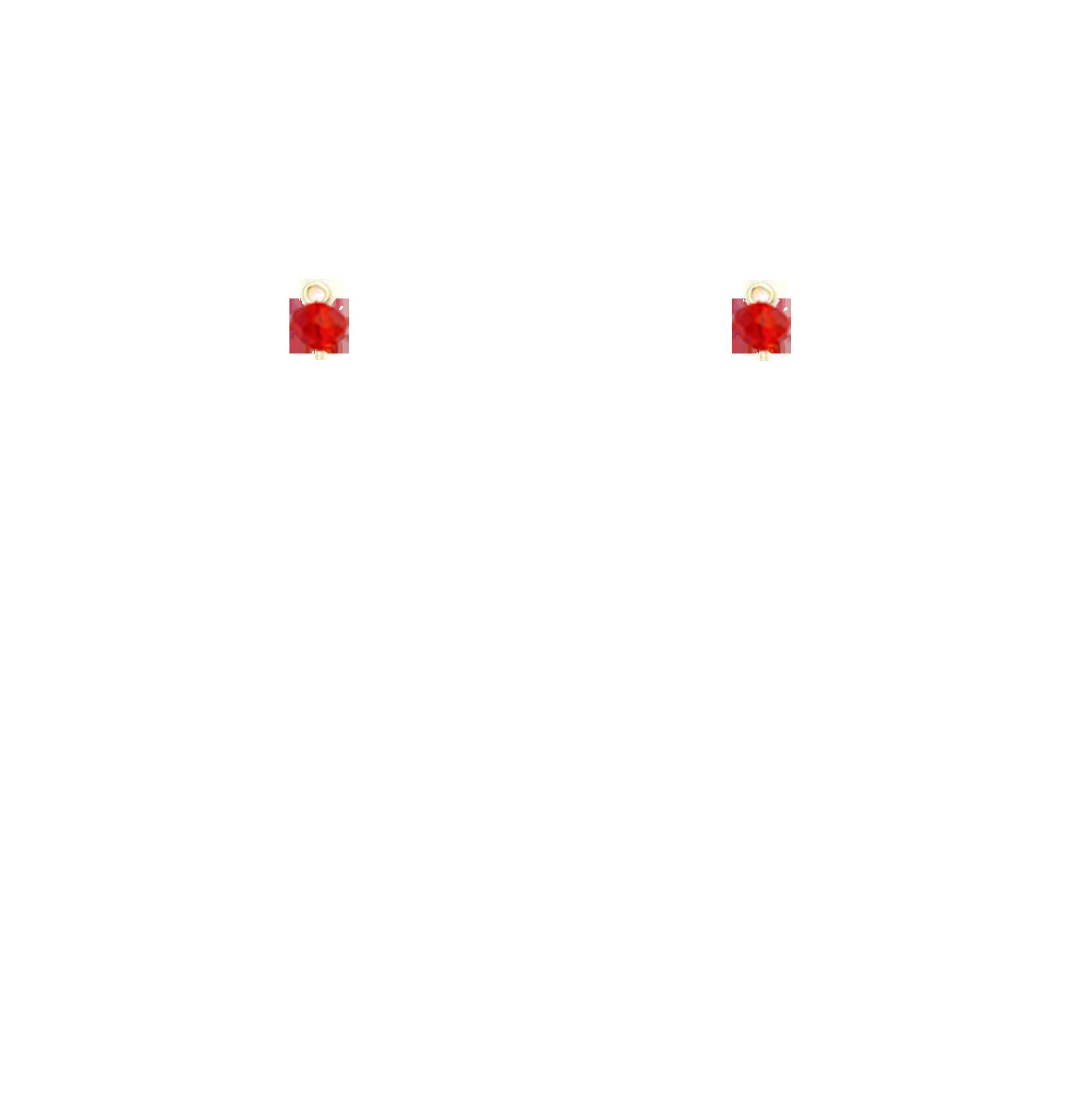 perles rouge