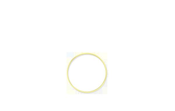 Rond doré