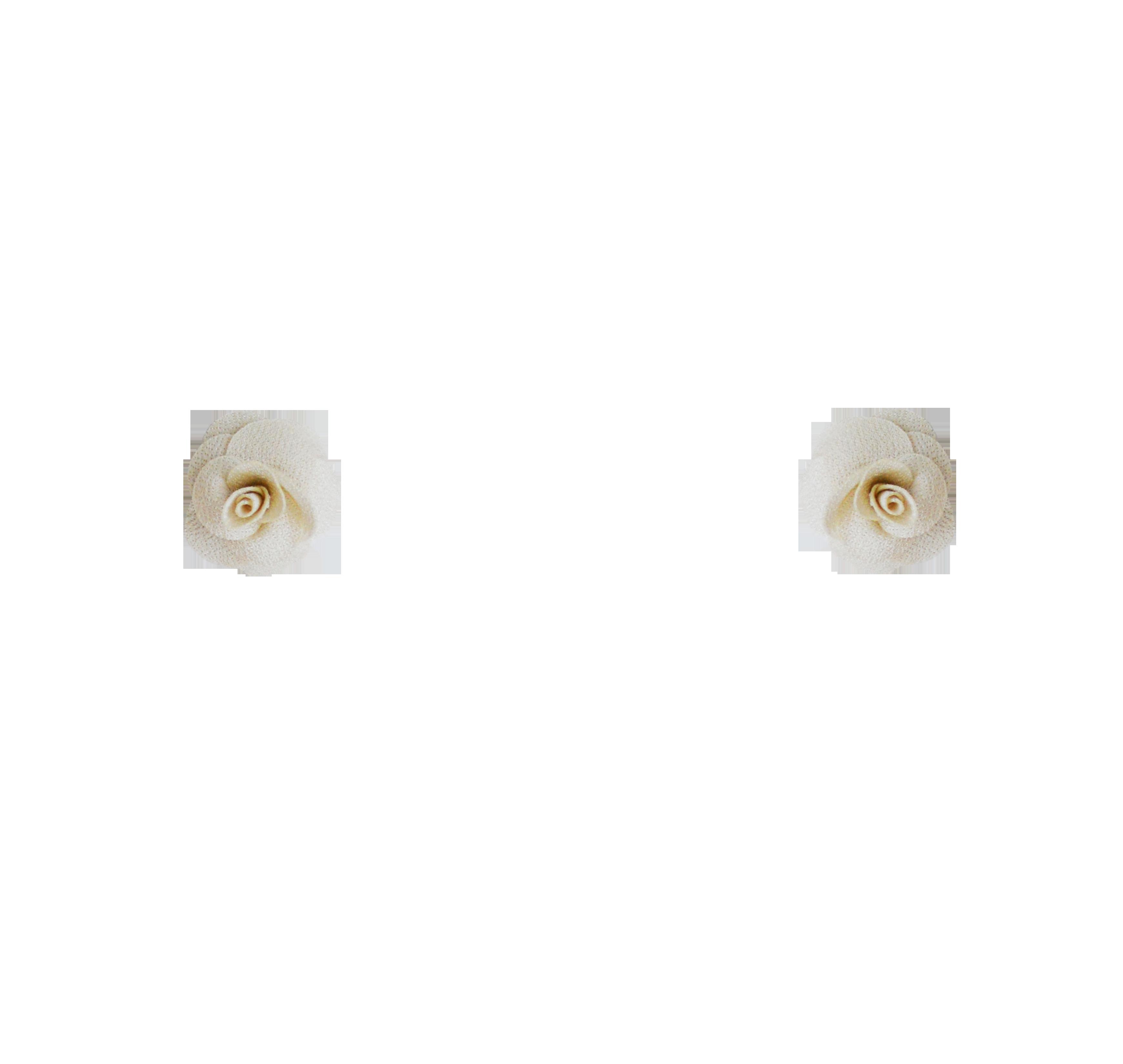 rose écru