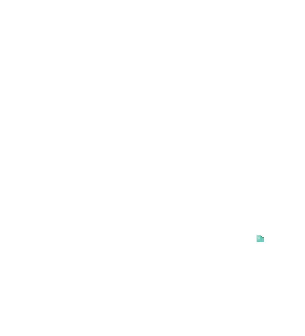 perle turquoise milieu