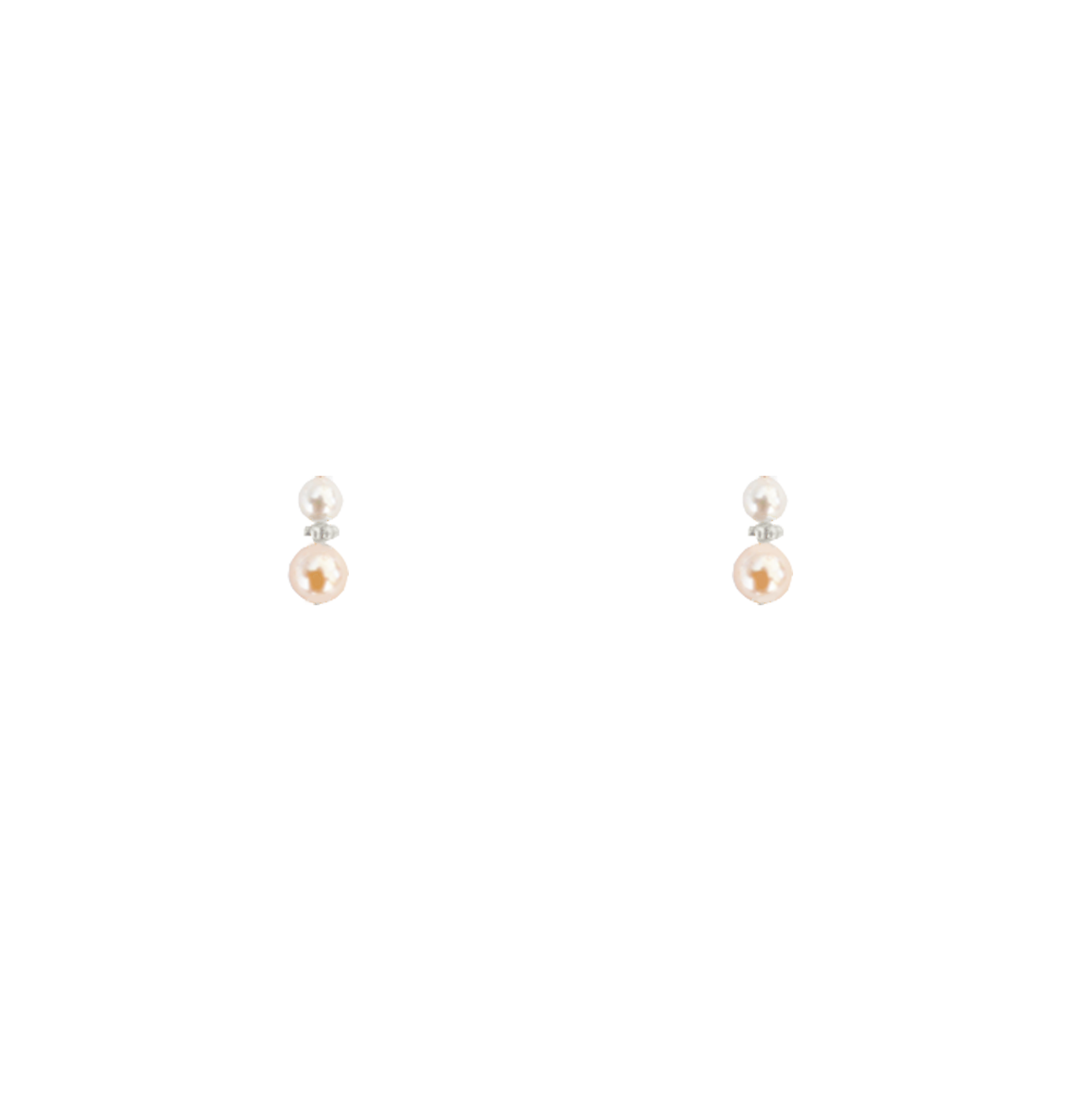 perles bas rose