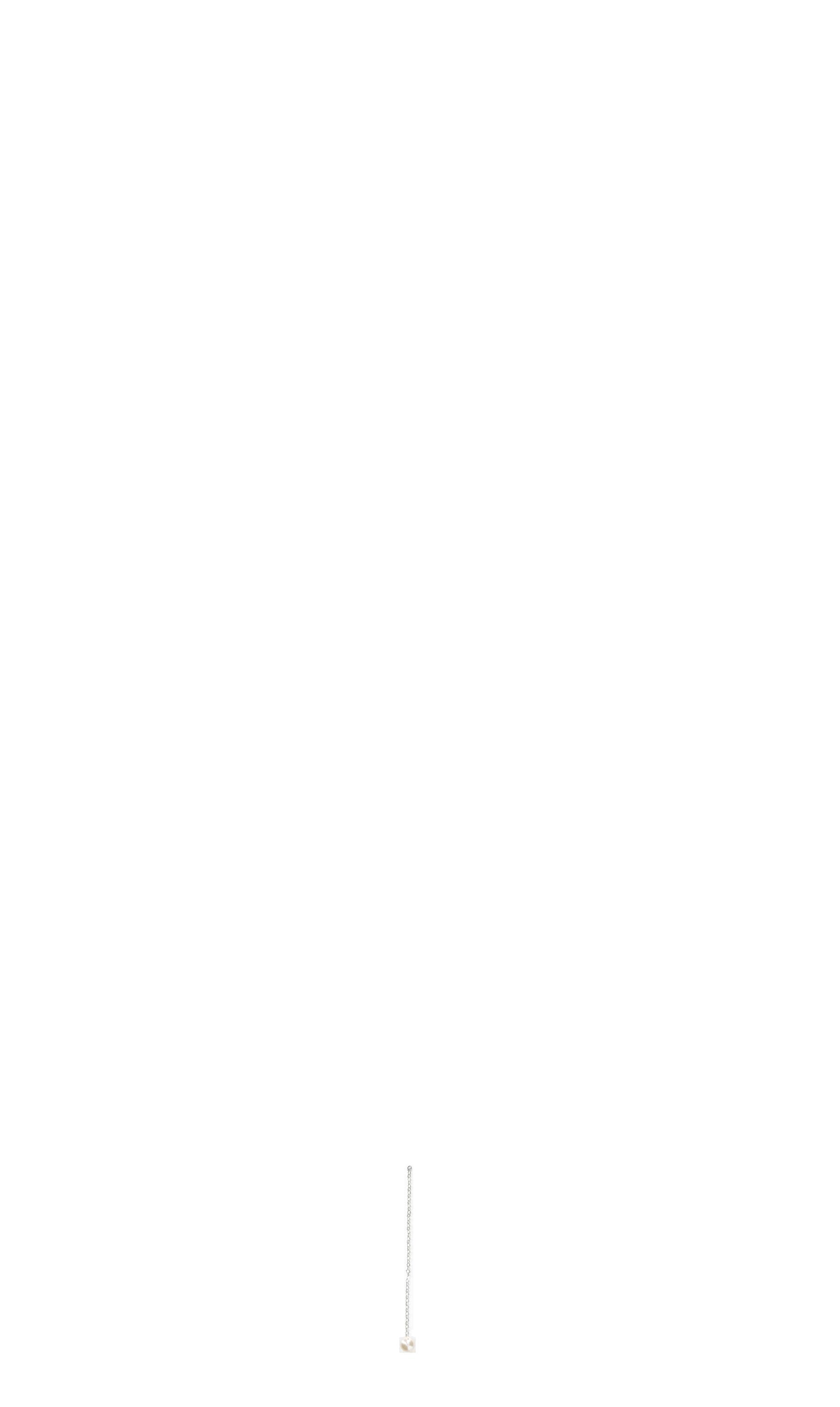 perle Swarovski 6 mm bas blanc naturel