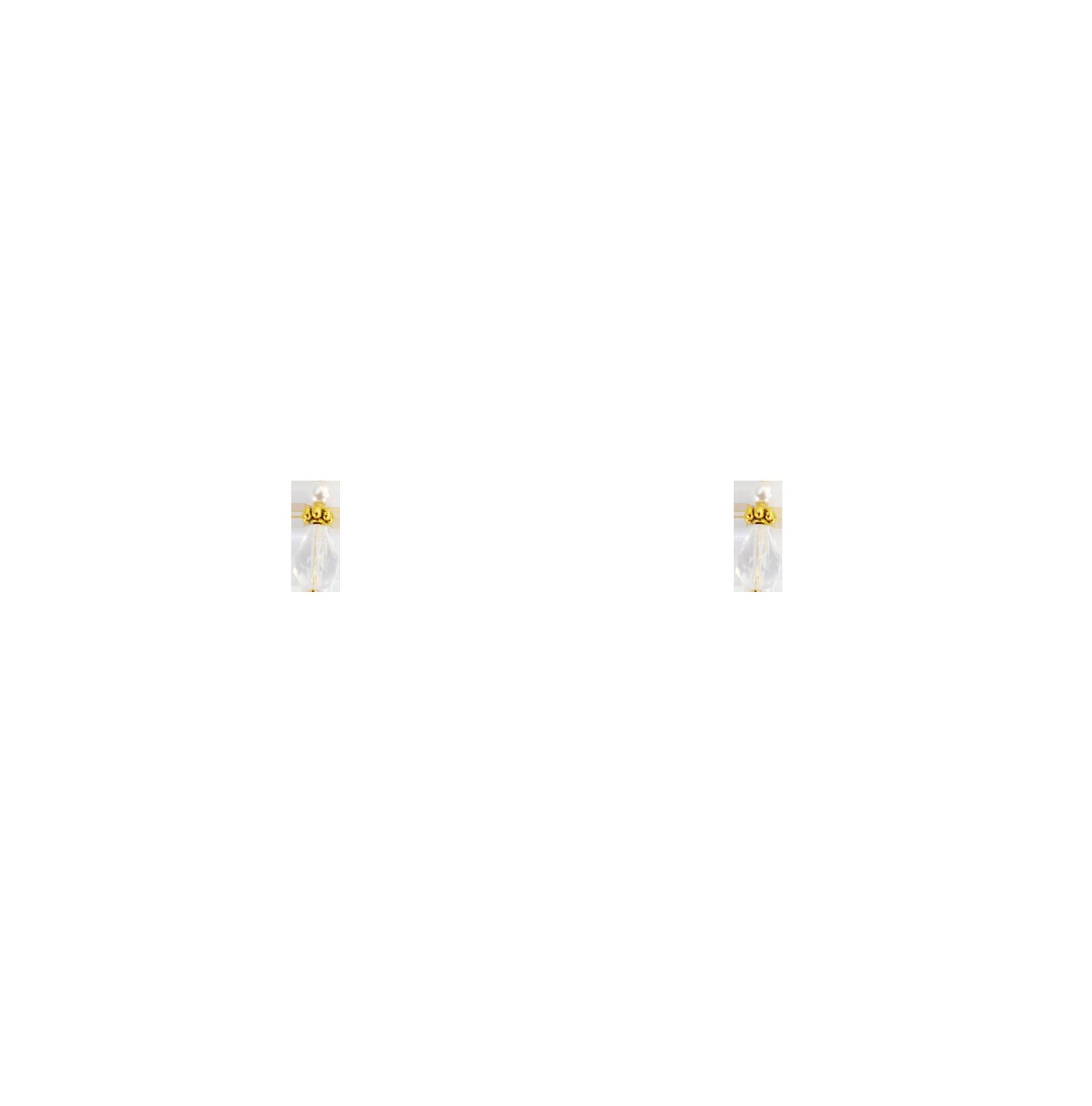 perles cristal nacrées bas
