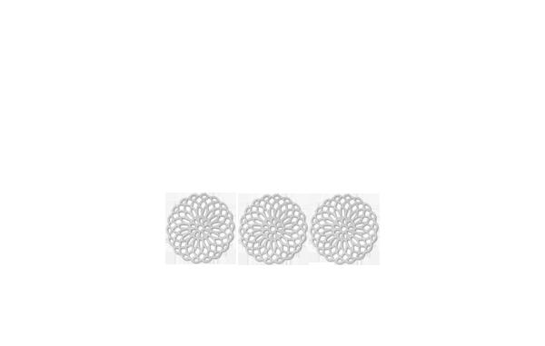Rosaces x3