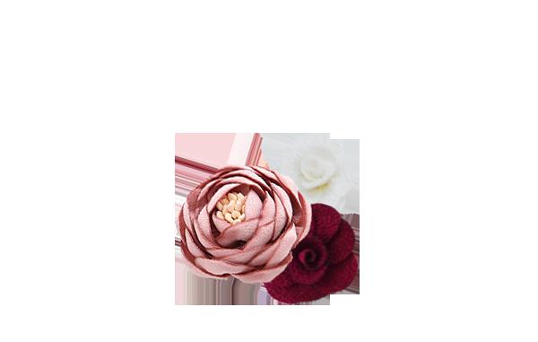 bouquet bordeaux